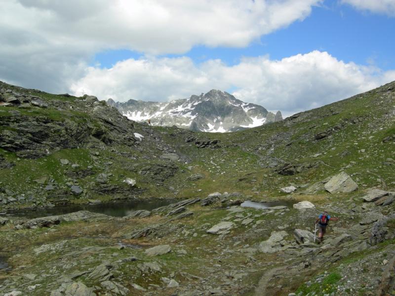 Sainte-Foy - Col du Mont - Col de Montséti Dscn9720