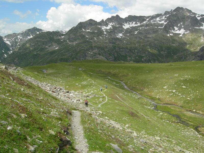 Sainte-Foy - Col du Mont - Col de Montséti Dscn9721