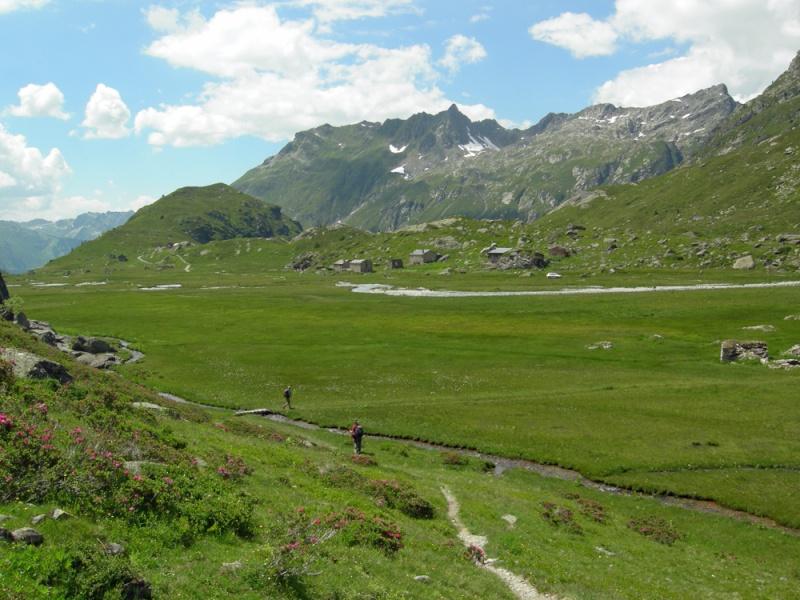 Sainte-Foy - Col du Mont - Col de Montséti Dscn9722
