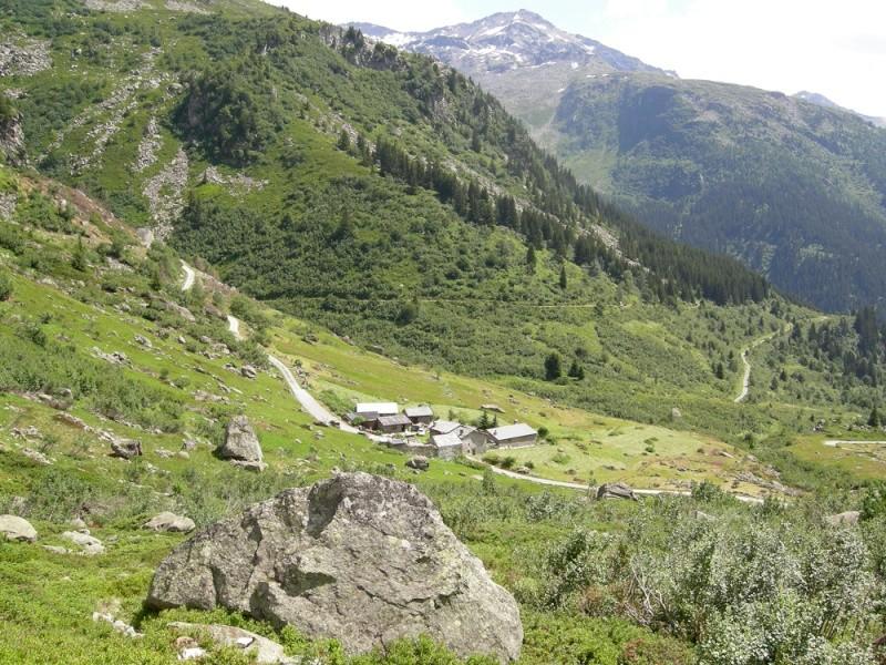 Sainte-Foy - Col du Mont - Col de Montséti Dscn9723