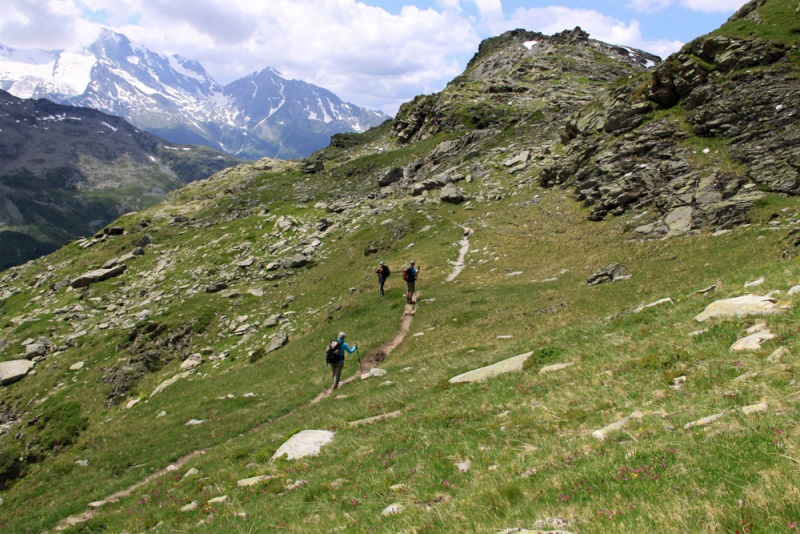 Sainte-Foy - Col du Mont - Col de Montséti Img_7411