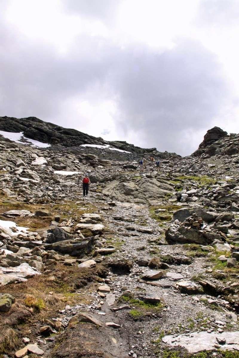 Sainte-Foy - Col du Mont - Col de Montséti Img_7412
