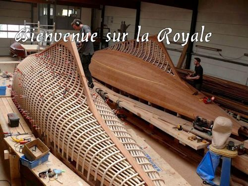 Présentation de Tintinsail Royale39