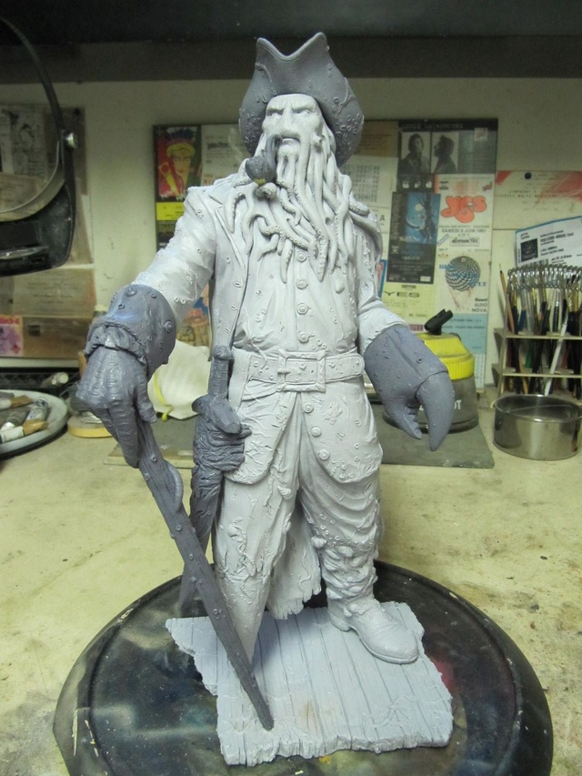 Davy Jones 1/6 résine kit. Img_0519