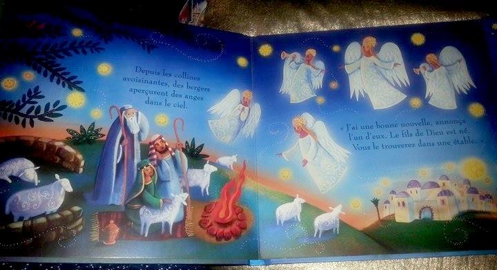La nuit de Noël de Felicity Brooks (auteur) et Alida Massari (illustrateur) 15310610