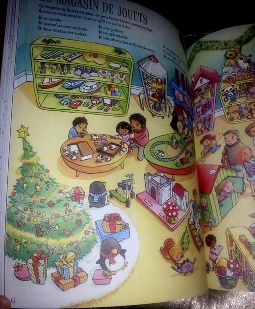 Cahier d'activités de Noël 15403011