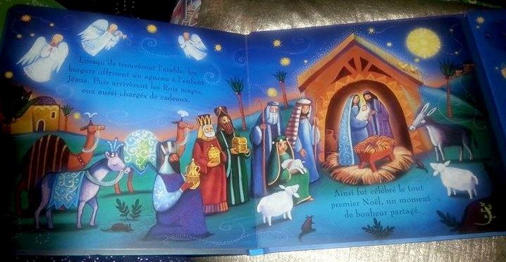 La nuit de Noël de Felicity Brooks (auteur) et Alida Massari (illustrateur) 15416010