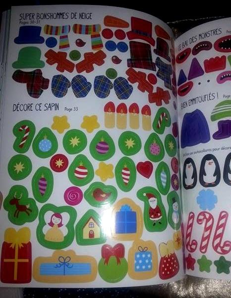 Cahier d'activités de Noël 15417011