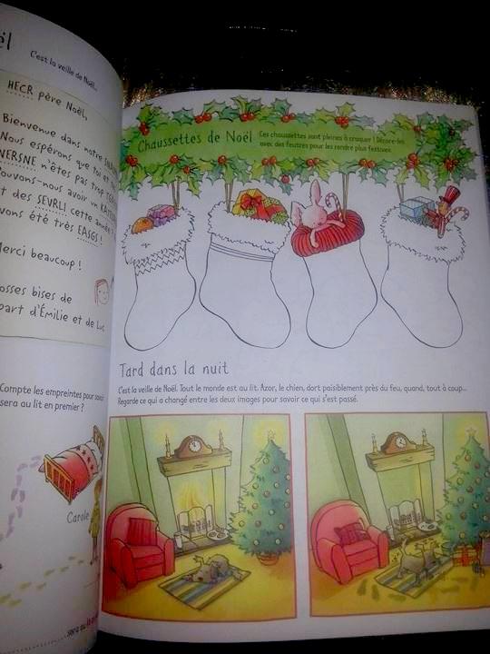 Cahier d'activités de Noël 15423611