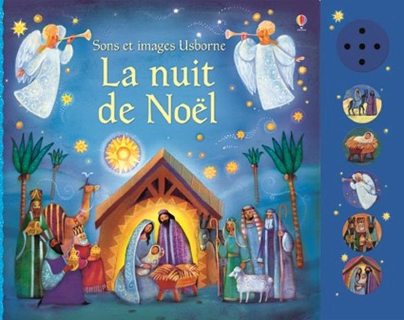 La nuit de Noël de Felicity Brooks (auteur) et Alida Massari (illustrateur) 97814711