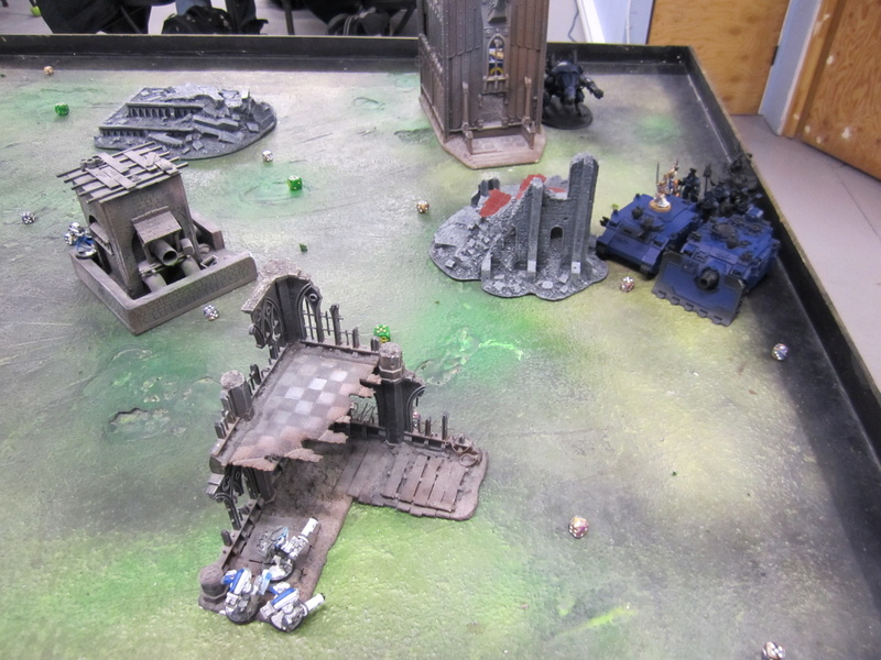 [Rapport de bataille] Thousand Sons VS Tau (1500pts) Img_1611