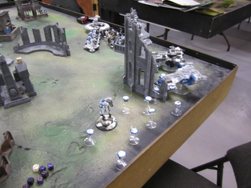[Rapport de bataille] Thousand Sons VS Tau (1500pts) Img_1612