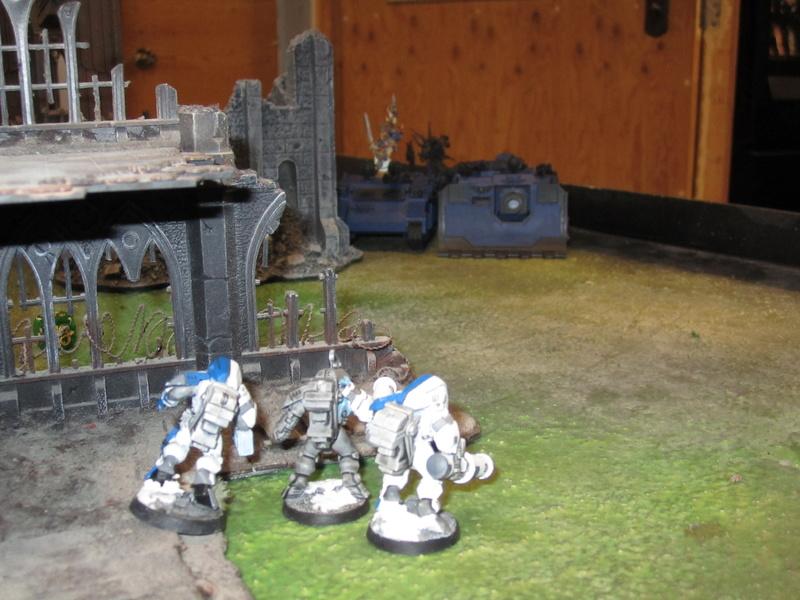 [Rapport de bataille] Thousand Sons VS Tau (1500pts) Img_1616