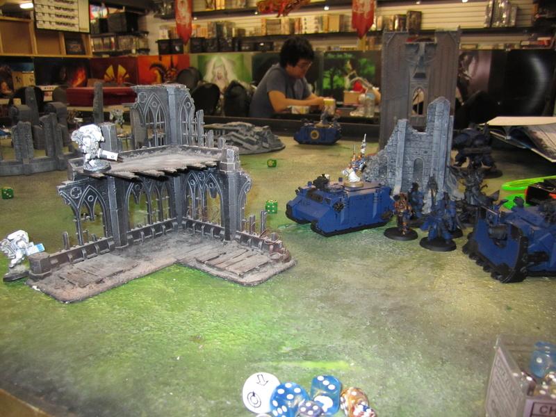 [Rapport de bataille] Thousand Sons VS Tau (1500pts) Img_1617