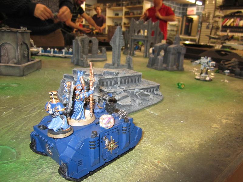 [Rapport de bataille] Thousand Sons VS Tau (1500pts) Img_1618