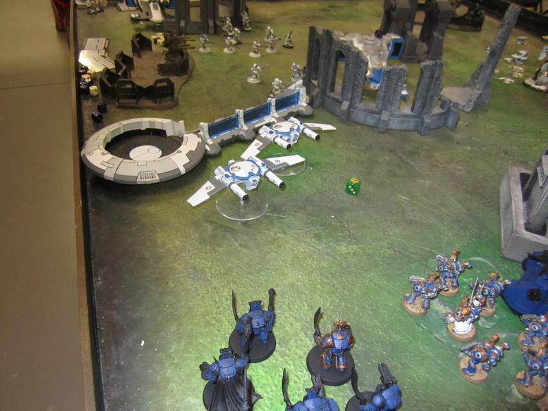 [Rapport de bataille] Thousand Sons VS Tau (1500pts) Img_1620