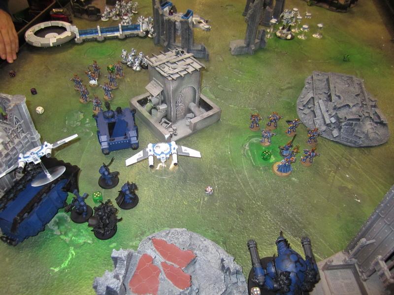 [Rapport de bataille] Thousand Sons VS Tau (1500pts) Img_1621