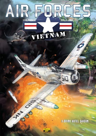 La guerre du Viêt-nam Airfor12
