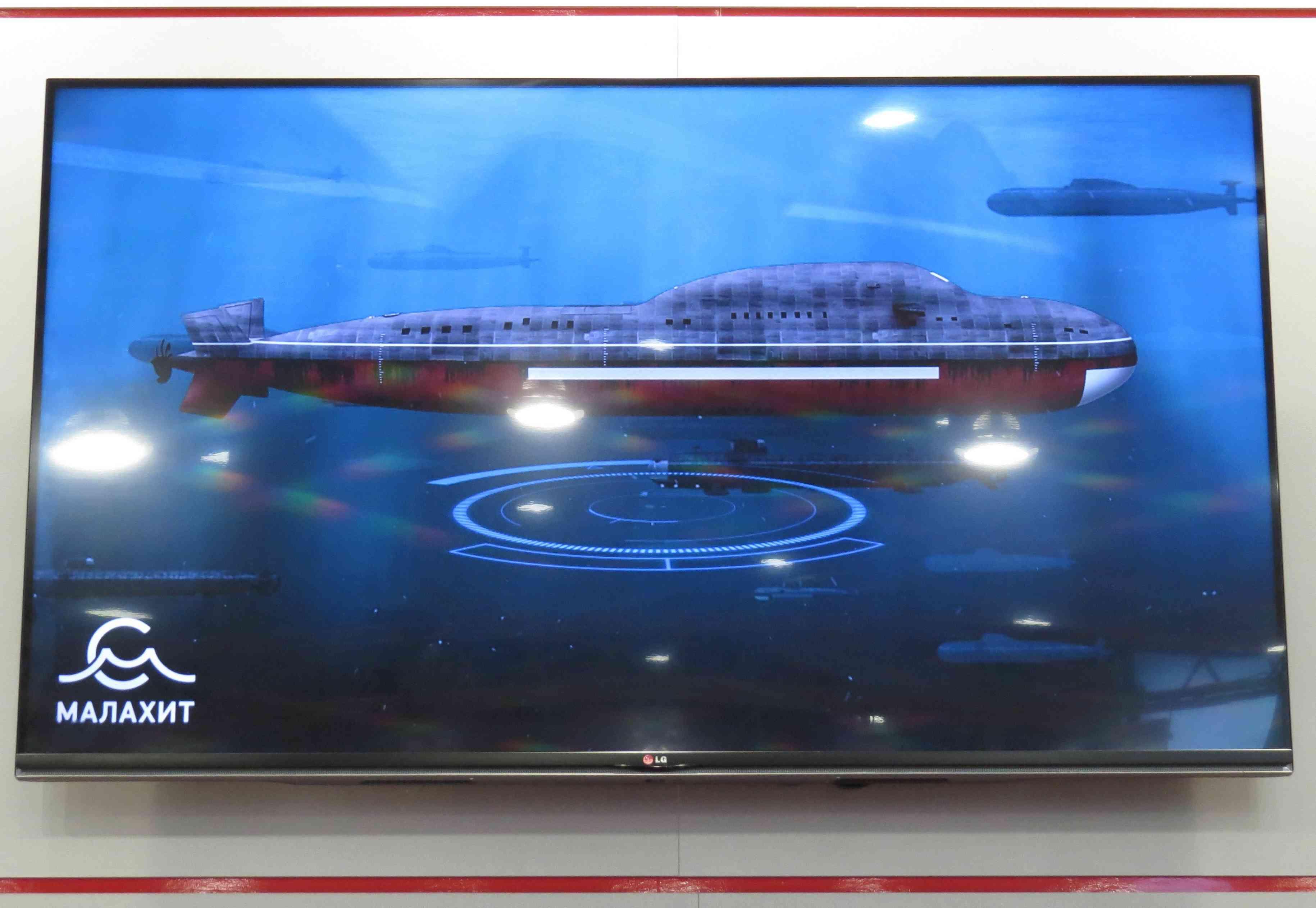 5th gen Husky-class nuclear submarine Husky-10