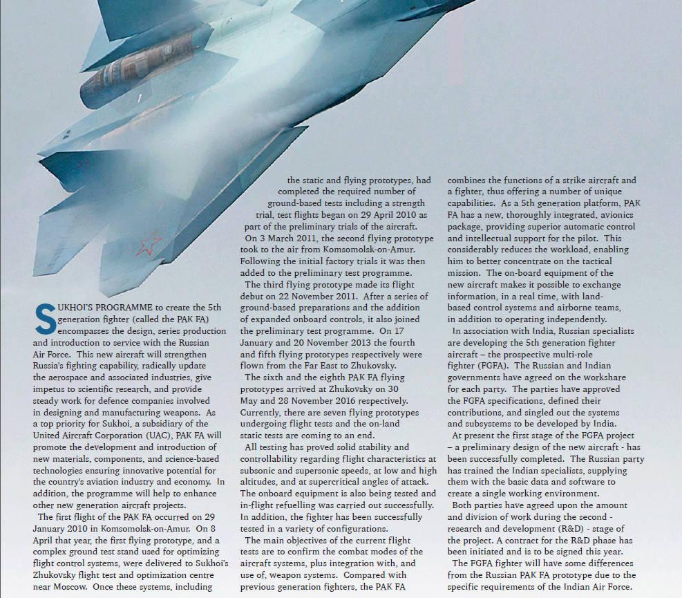 PAK-FA, T-50: News #3 - Page 40 Pak-fa10