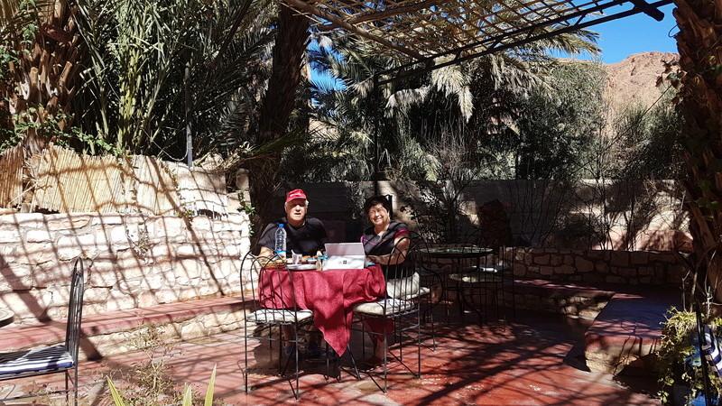 [Maroc Camp/Dernières nouvelles]  Camping L'Atlas Gorges du Todgha 20170222