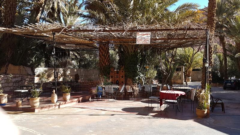 [Maroc Camp/Dernières nouvelles]  Camping L'Atlas Gorges du Todgha 20170224