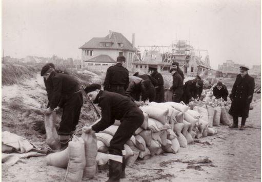 Vidéo : Très grosse tempête à Ostende en février 1993 Inonda10