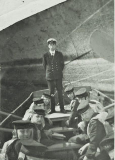 Ecole nautique de Bruges (1954 à 1958) Instru10