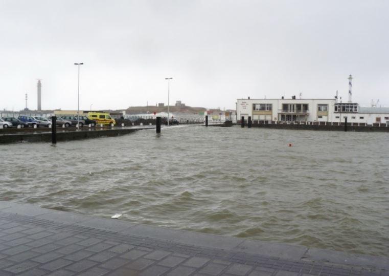Vidéo : Très grosse tempête à Ostende en février 1993 Ostend10