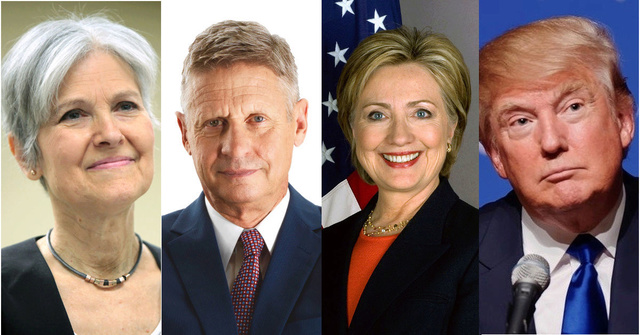 U.S. Election Predictions! Candid11