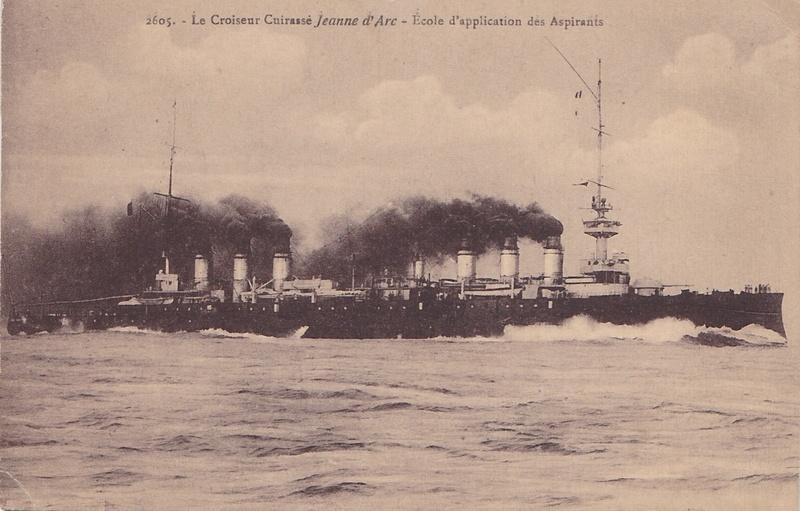 Croiseurs français  - Page 5 Jda10