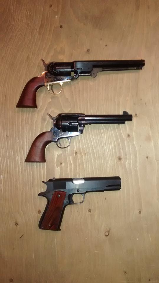 Uberti Colt10