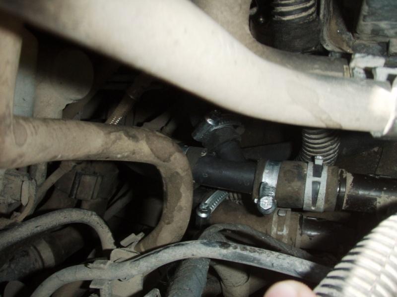 Установка на Z 1,8XER Opel Zafira 2008 Dddudn10