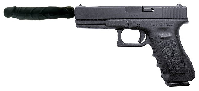 Glock 17 fileté Hummm10