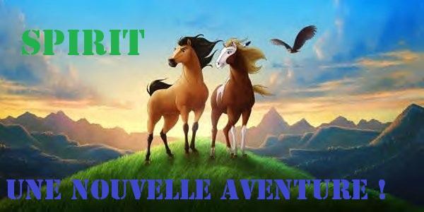 Spirit une nouvelle aventure !  Affich10
