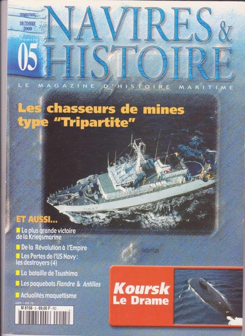 Livres retraçant l'histoire de notre marine - Page 2 00110