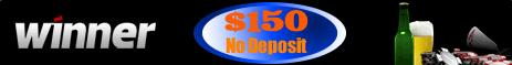 WINNER POKER $150 NO DEPOSIT-NO ID COPY NEEDED(NO USA) Freepo11
