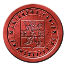 Annonces officielles du Conseil Ducal du Bourbonnais-Auvergne - Page 3 Sceauf10