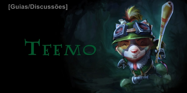 Teemo, the Swift Scout G_teem10