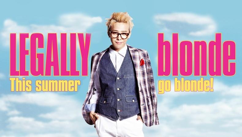 Ídolos del kpop con cabello rubio Blonde10