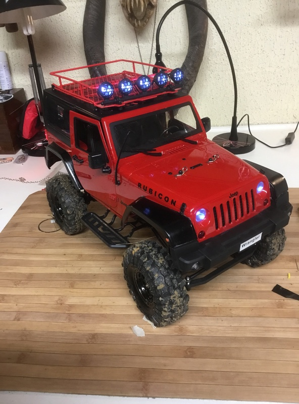 Hg p406 Jeep low cost  Img_0512