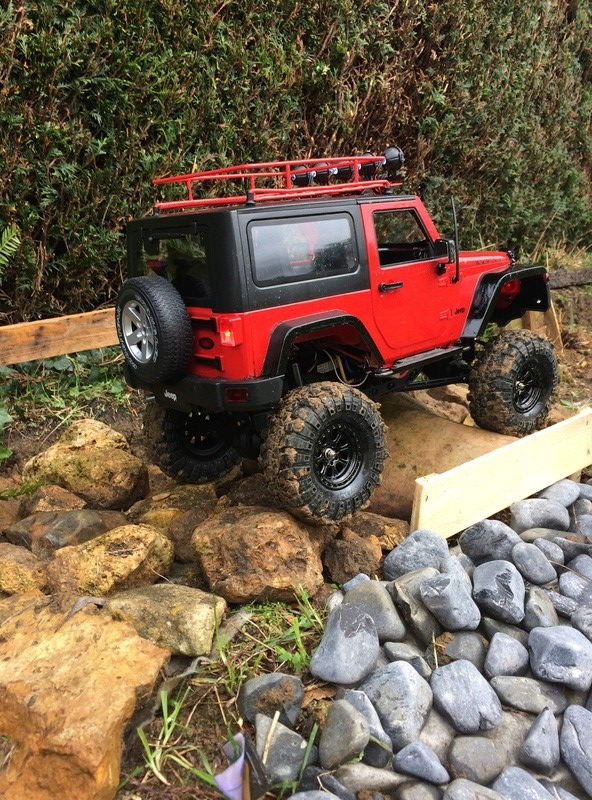 Hg p406 Jeep low cost  Img_2110