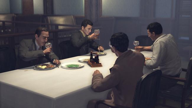 Los Santos Crime Organization [LSCO] Mafia-13