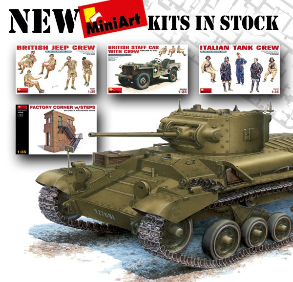 New MiniArt Kits in stock from K Hobbies <<<< New_mi11