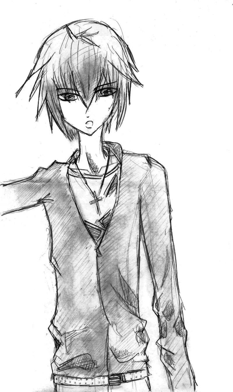 Lili's drawing Ikuto10