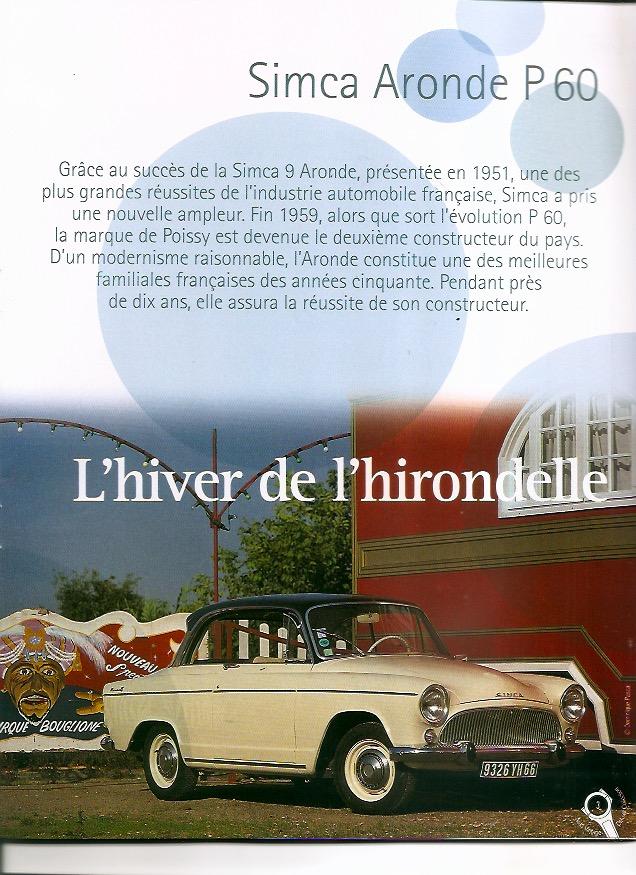Auto Vintage 1/24 ° - Page 2 Aronde11