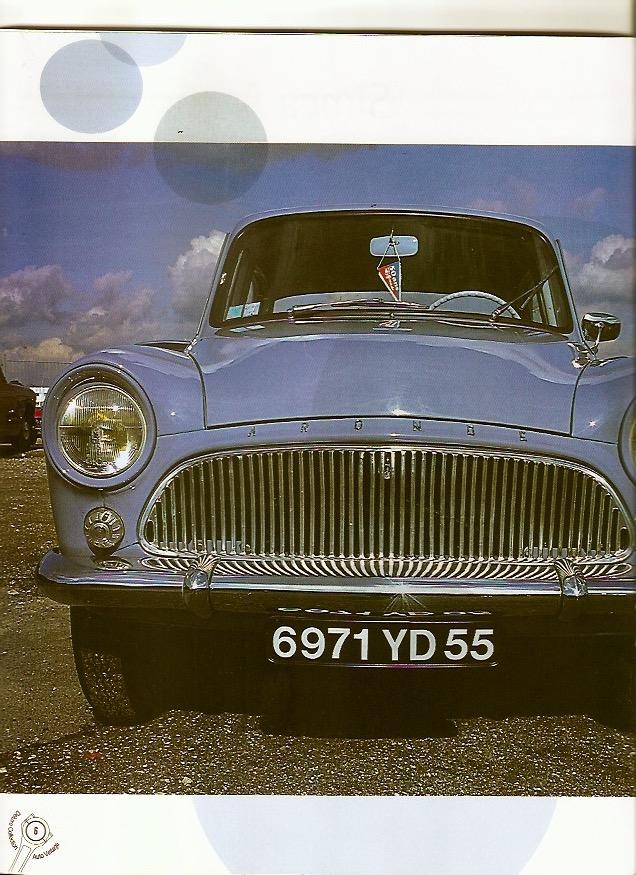 Auto Vintage 1/24 ° - Page 2 Aronde13