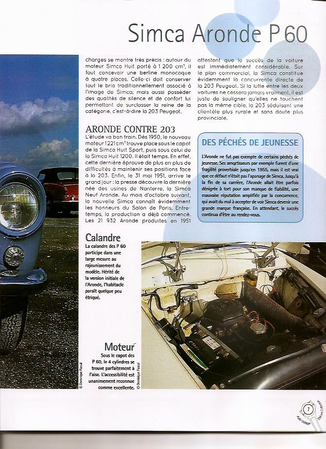 Auto Vintage 1/24 ° - Page 2 Aronde16