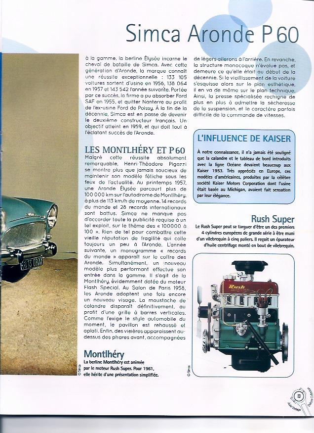 Auto Vintage 1/24 ° - Page 2 Aronde19