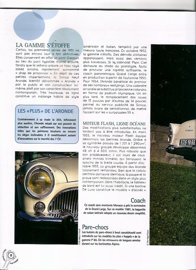 Auto Vintage 1/24 ° - Page 2 Aronde20